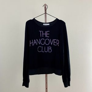 Wildfox The Hangover Club Sweatshirt
